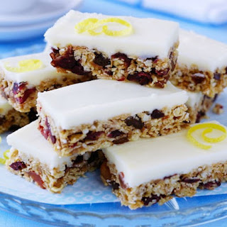 Cranberry Lemon Snack