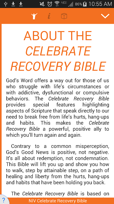 Celebrate Recovery Bible APK 7 15 5 Download - Free Books