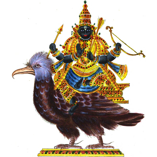 Shani Chalisa-Aarti-wallpapers