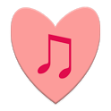 Love songs icon