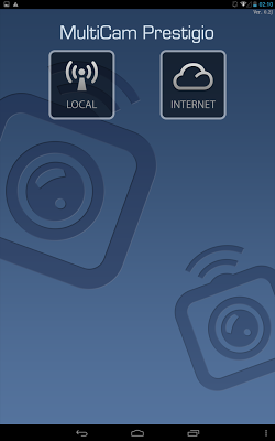 MultiCam Prestigio - screenshot
