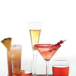 Cranberry Martini.