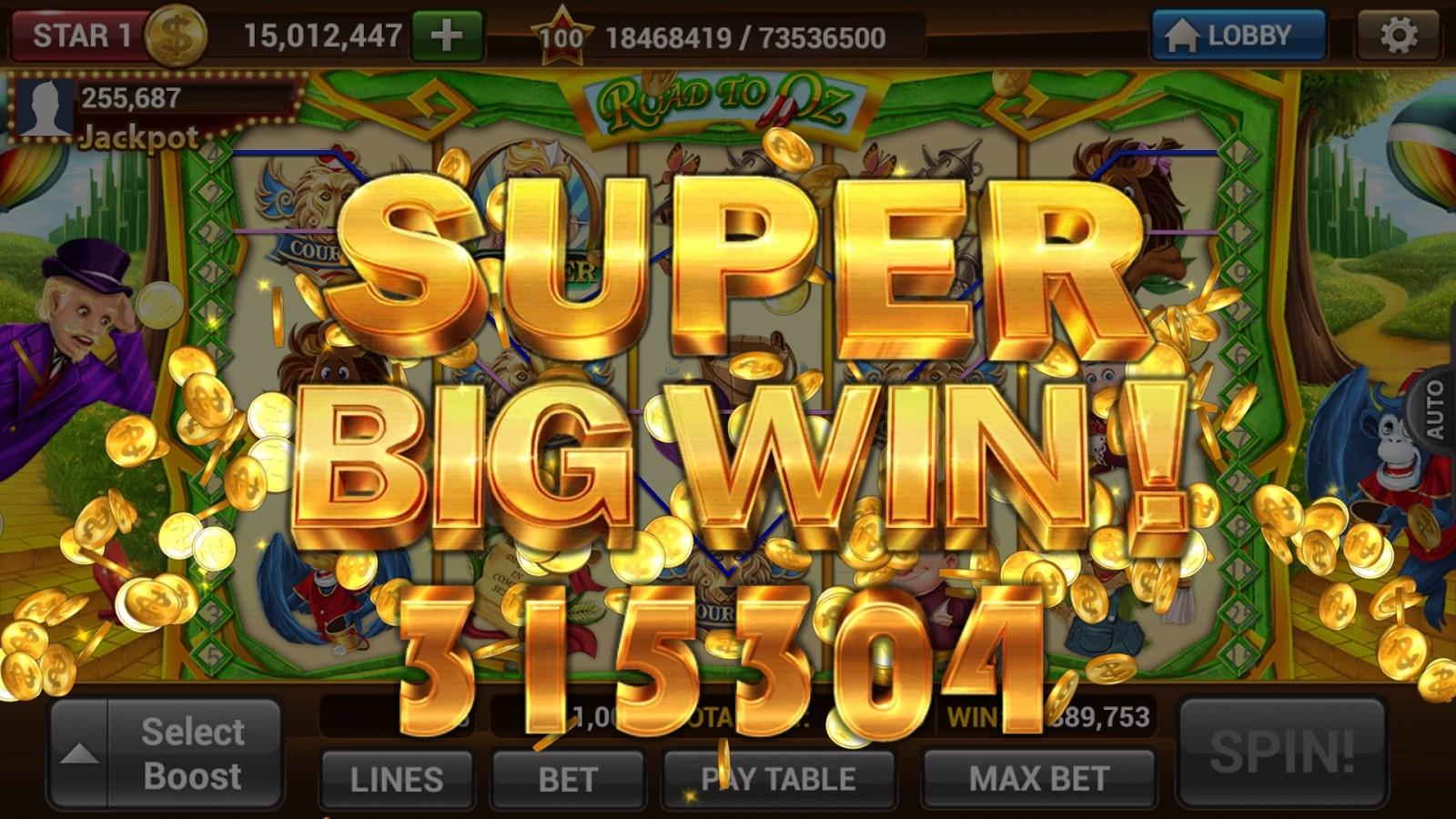 slot machines online  android