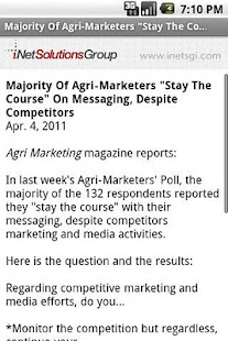 Agri Marketing - screenshot thumbnail