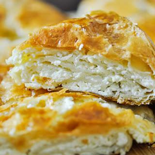 Savory Cheese Pie (Placinta cu Branza).