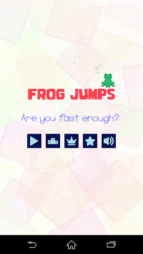 Frog Jumps