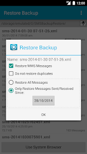 SMS Backup & Restore Pro v7.29