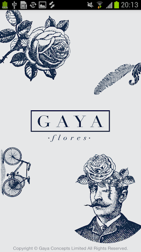 GAYA Flores - Flower Gift