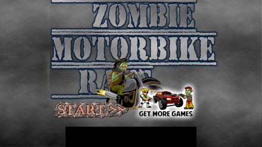 Zombie: Race Motorbike