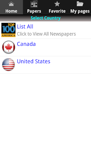 News of America