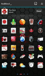 Red Blend Reloaded - screenshot thumbnail