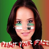 Paint your face Kuwait