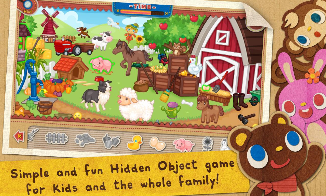 My Happy World : Hidden Object - screenshot
