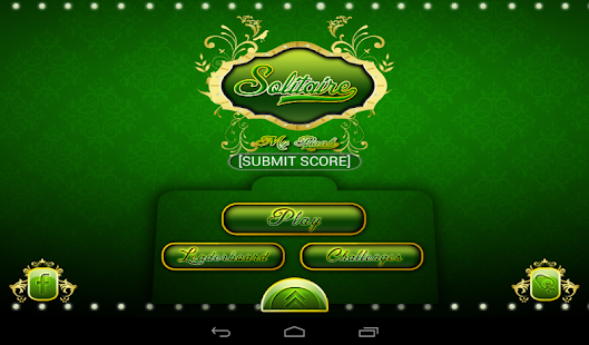Solitaire 4 in 1- screenshot thumbnail