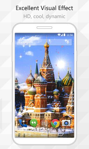 Palace Live Wallpaper