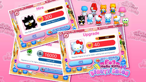 Hello Kitty Beauty Salon  screenshots 5