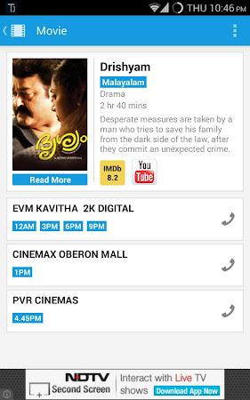 Today's Cinema Kerala 1.31 screenshot 143222