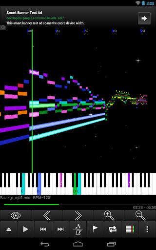 MIDI Voyager Pro  screenshots 3