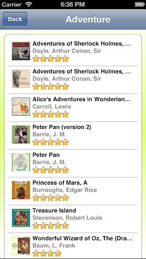 【免費書籍App】English Audio Books - Premium-APP點子