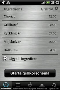 Lithells MultiTimer- screenshot thumbnail