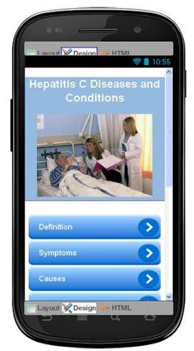 Hepatitis C Disease Symptoms