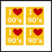 I Love 90s Music & Movies Quiz