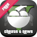 GTA V Cheats & News-FREE icon
