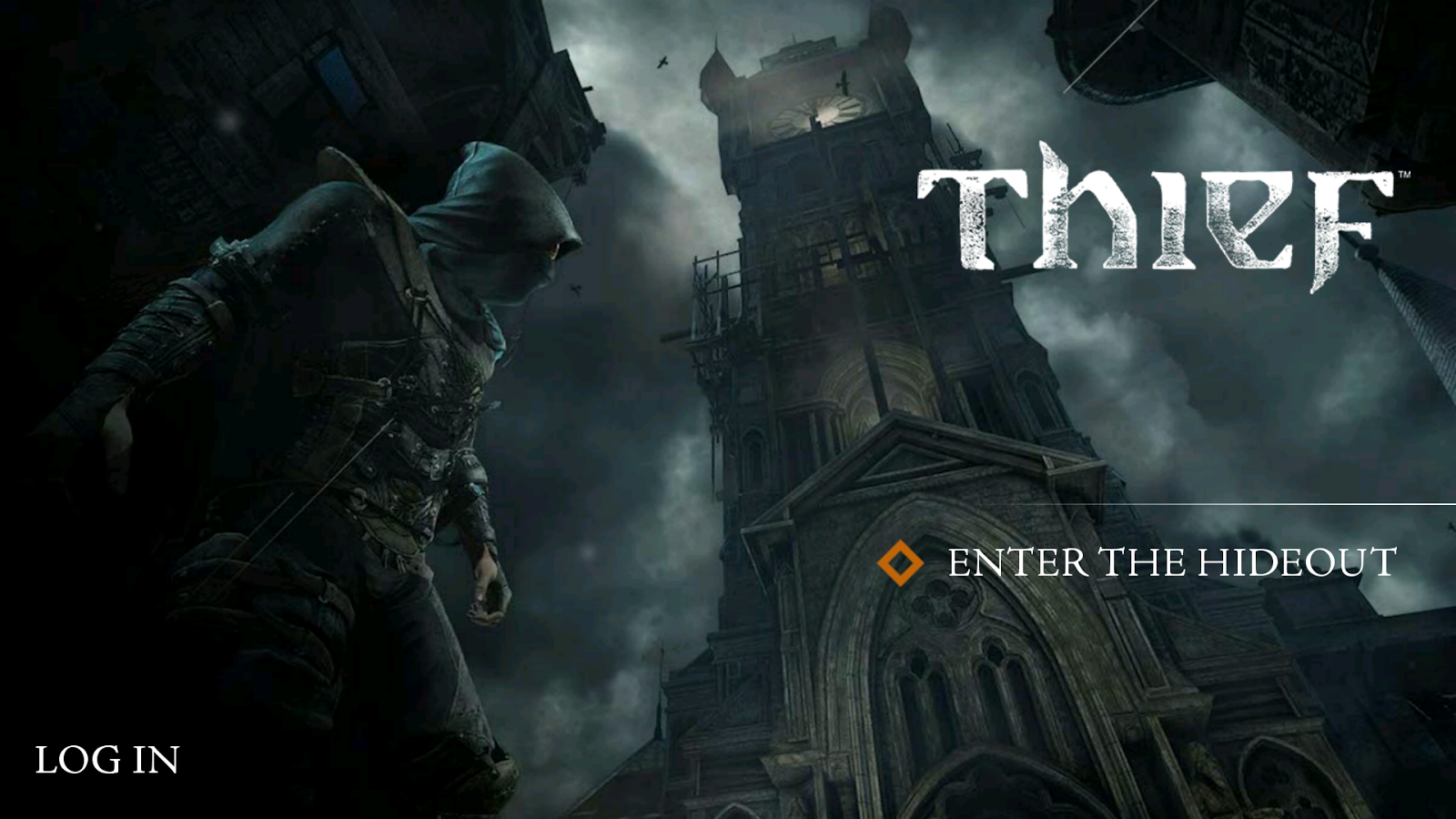 THIEF™ COMPANION Promo- screenshot