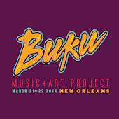 Buku Music + Art Project 2014