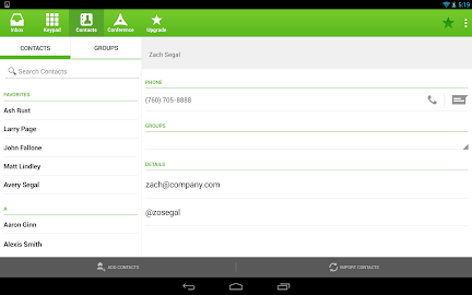 SendHub - Business SMS Screenshot 11