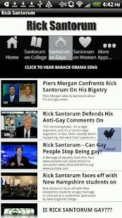 Rick Santorum - screenshot thumbnail