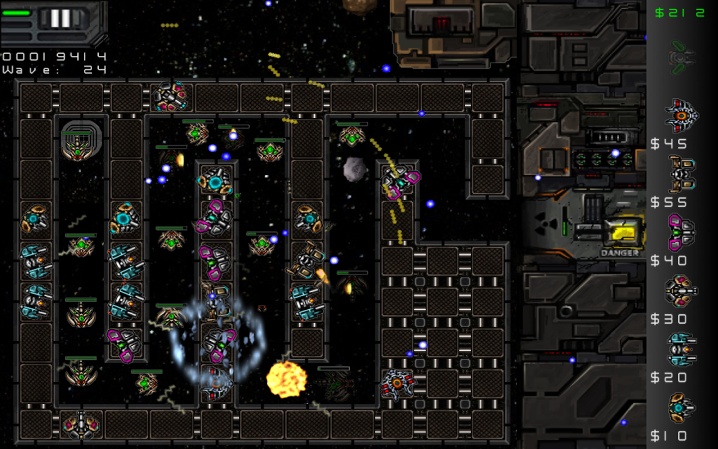 Insectoid Defense- screenshot
