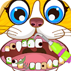 Animal Pets Dentist Office - Puppy Kitty Pet Play icon