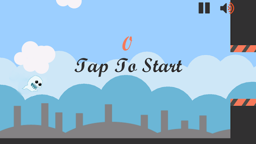Flappy Ghost ☆ Free Game