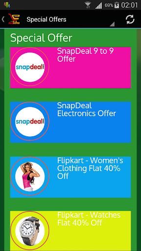 Online Shopping India  screenshots 1