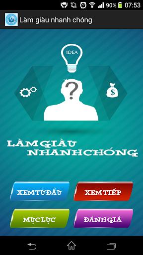 Lam Giau Nhanh Chong