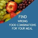 Find Wrong Food Combinations