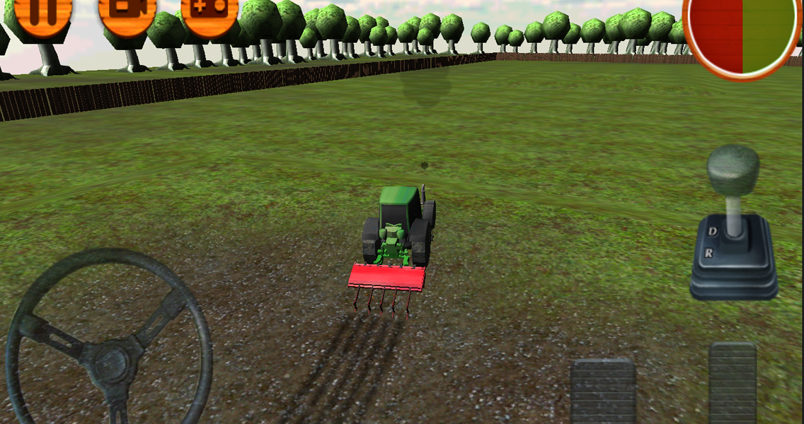 Симулятор трактора на андроид