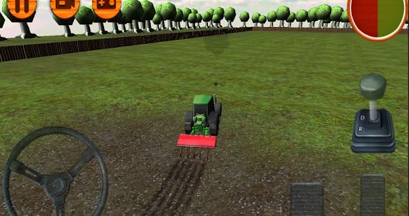 3D拖拉機模擬器農場遊戲 New farm game