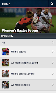 USA Rugby- screenshot thumbnail
