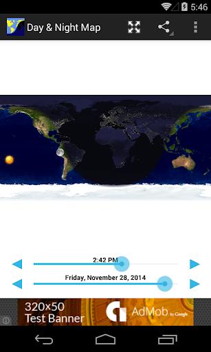 Day & Night Map  screenshots 1