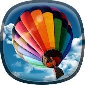 Galaxy S4 Balloon HD Wallpaper