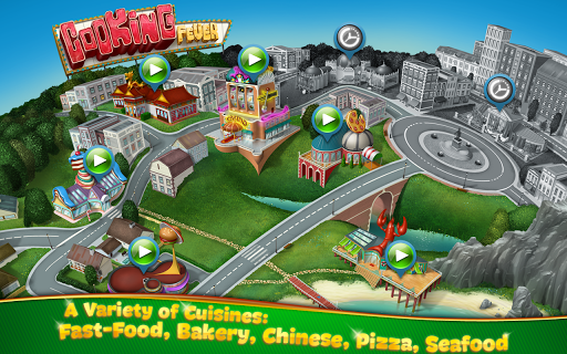 Cooking Fever 2.9.0 Cheat screenshots 2