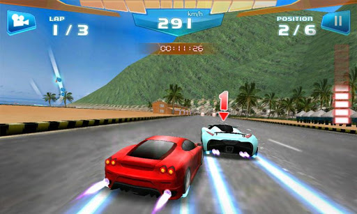 [Game Android] Veloce Corsa 3D   Fast Racing