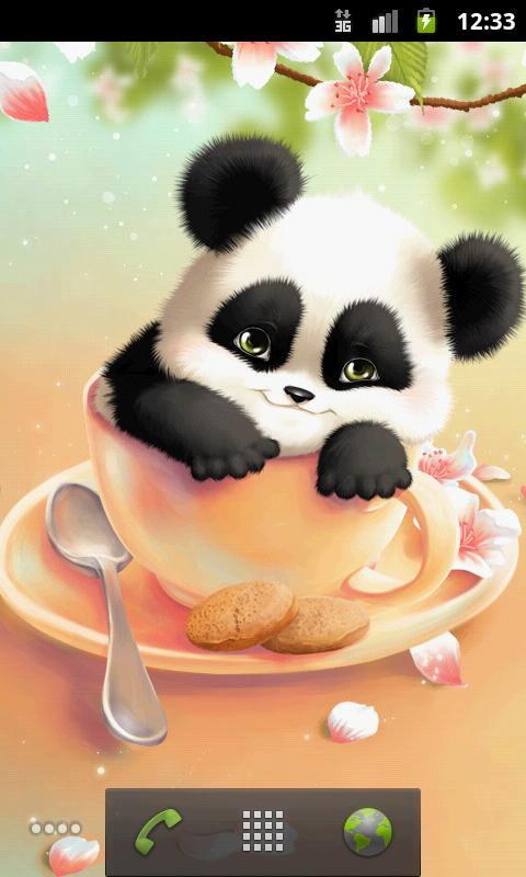 Fondos Sleepy Panda - Aplicaciones de Android en Google Play