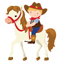 Toddler Cowboy icon