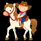 Toddler Cowboy icon