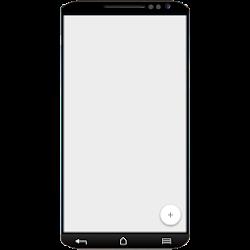 Flashlight Bright White Screen