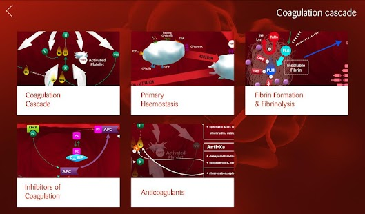 iHemostasis- screenshot thumbnail
