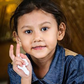 maira by Eddy Ahmad - Babies & Children Child Portraits
